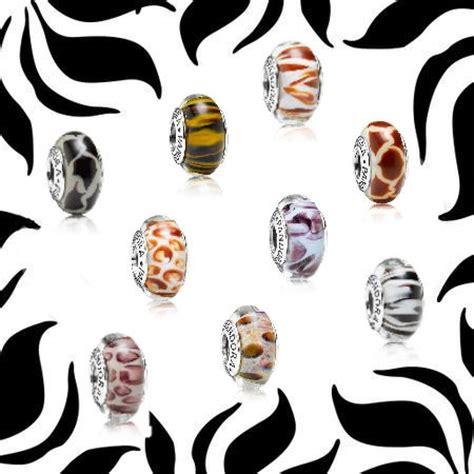 New Pandora Animal Print Murano Glass   CHARMS   Pinterest   Accesorios