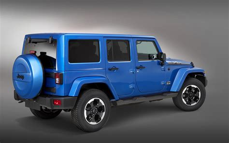 Jeep Wrangler Polar 2014 Jeep Wrangler Polar Edition Studio 2 1440x900