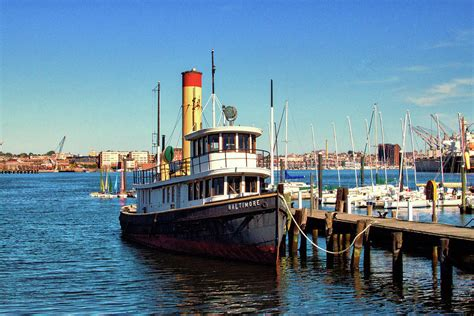 tugboat photography tugboat baltimore at the museum of industry photograph by