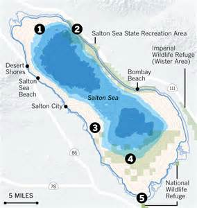 drawdowns and of the salton sea latimes