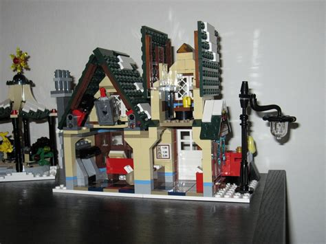 Winter Post Office by File Lego Winter 10222 Post Office 6901019361