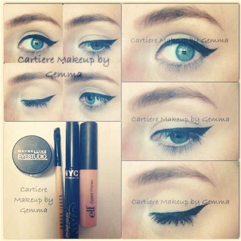 Eyeliner Eye Studio Maybelline 17 best images about dupes on revlon gel
