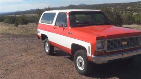 old car owners manuals 1999 chevrolet blazer windshield wipe control 1974 chevy k5 blazer