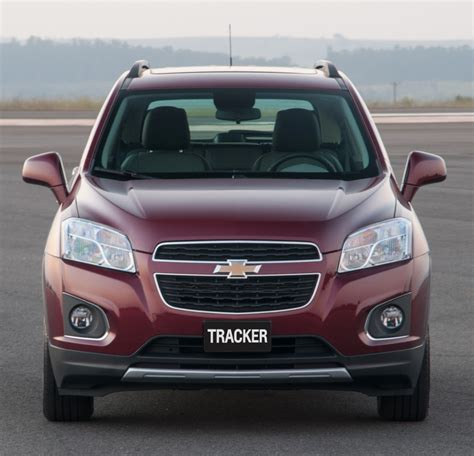 2014 Chevrolet Tracker Autos Post