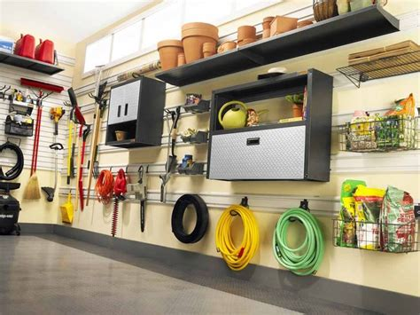 cool garage storage 40 awesome ideas to organise your garage