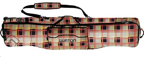 The House Board Shop by Review Burton Wheelie Gig Snowboard Bag The House Boardshop