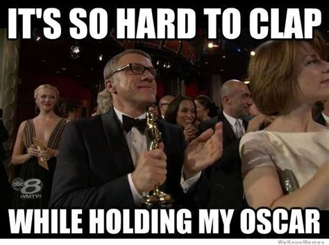 Funny Oscar Memes - first world celeb problems weknowmemes