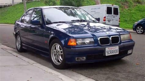Bmw 328i 1998 by 1998 Blue Bmw 328i Sold