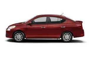Nissan Versa 2017 Nissan Versa Reviews And Rating Motor Trend
