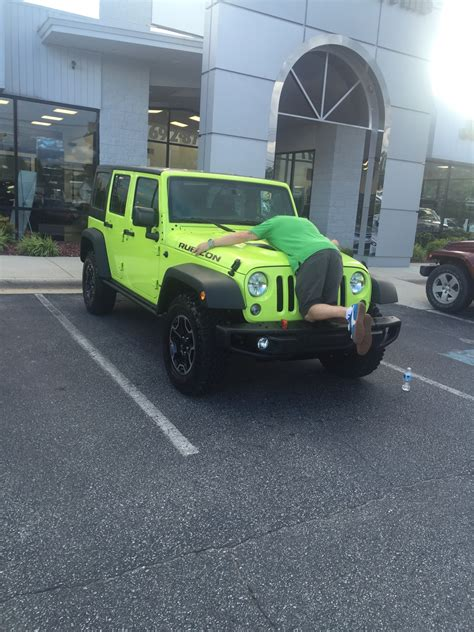 hyper green jeep hyper green jeep wrangler forum