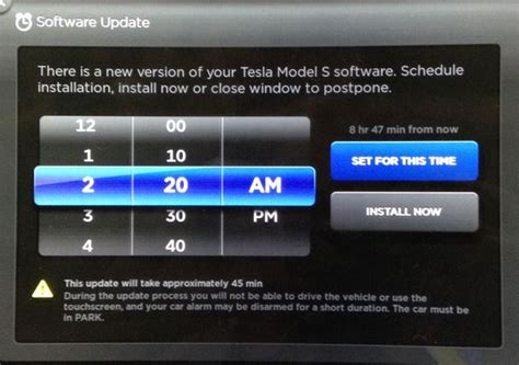 Update Air who is stopping you from getting software updates in your automobile