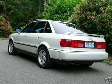how to fix cars 1993 audi 90 navigation system quattrohawk 1994 audi 90 specs photos modification info at cardomain