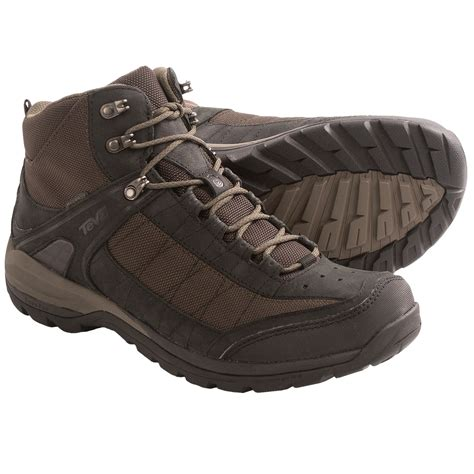 hiker boots for teva kimtah mid hiking boots for 8394w save 42