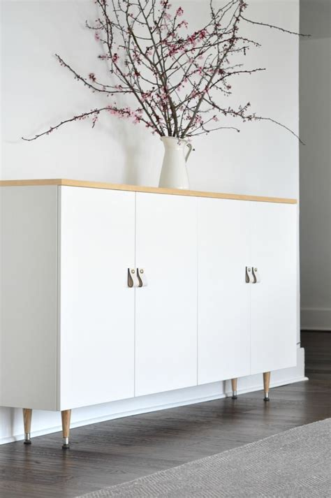 ikea hack credenza 25 best ideas about ikea sideboard hack on pinterest