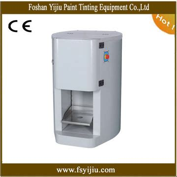 paint color tinting machine automatic paint dispenser