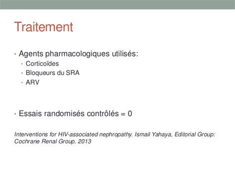 proteinurie 0 10g l rein et hiv