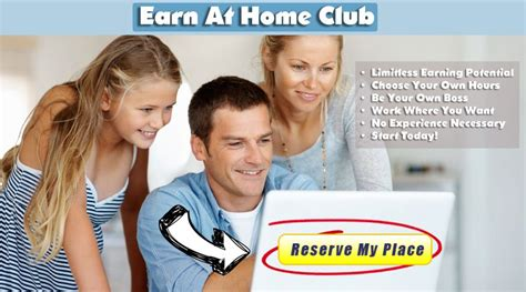 earn at home club reviews make money from home today