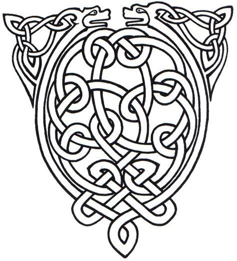 Knot Patterns - celtic knot patterns for wood carving clipart best