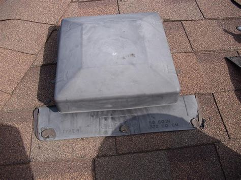 attic vent leak repair mr roof repair flickr photo