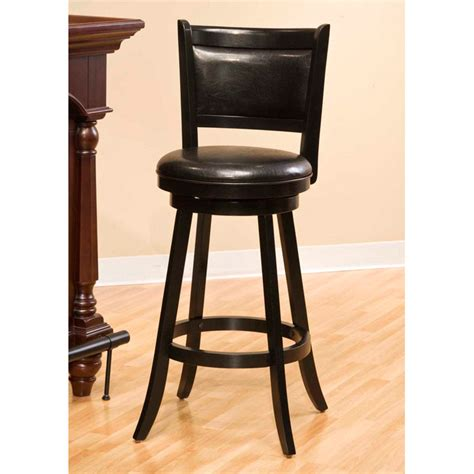 Why Are Stools Black by Dennery Black Swivel Counter Stool Dcg Stores
