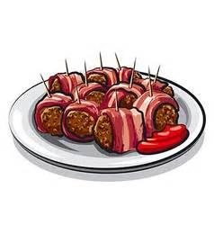 meatballs vector images