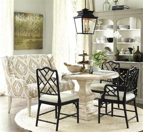 ballard banquette dining rooms how to decorate