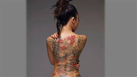 tattoo girl porn photograph