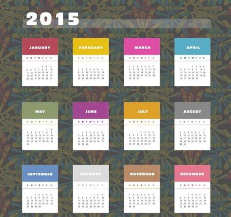 gambar design kalender 2015 18 best desain kalender format kalender gambar