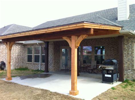simple royce city patio cover  shingles hundt patio