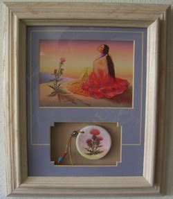 custom picture framing matting design