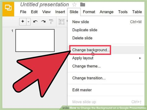 how to make a picture a background on powerpoint 3 ways to change the background on a presentation
