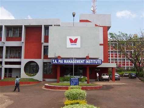 Tapmi Manipal Mba Fees t a pai management institute tapmi manipal