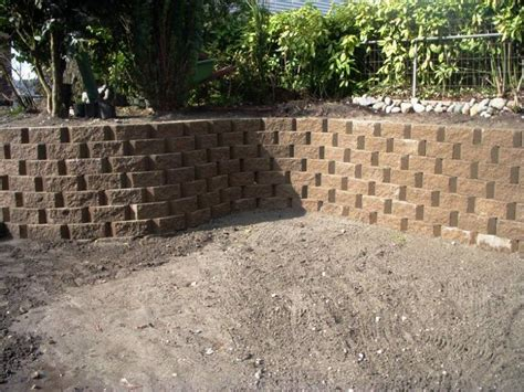 seattle landscaping retaining walls wall blocks