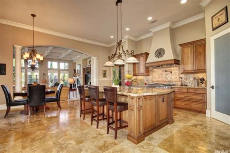 eat at island in kitchen 63 beautiful traditional kitchen designs designing idea