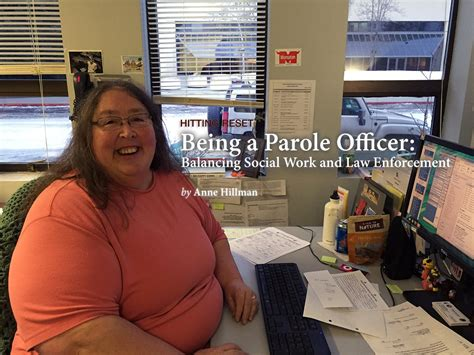 Office Of Probation And Parole by Being A Parole Officer 171 Alaska Media Interactive