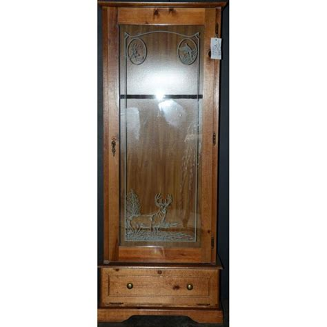 glass door gun cabinet beautiful arm gun cabinet made of wood and with a