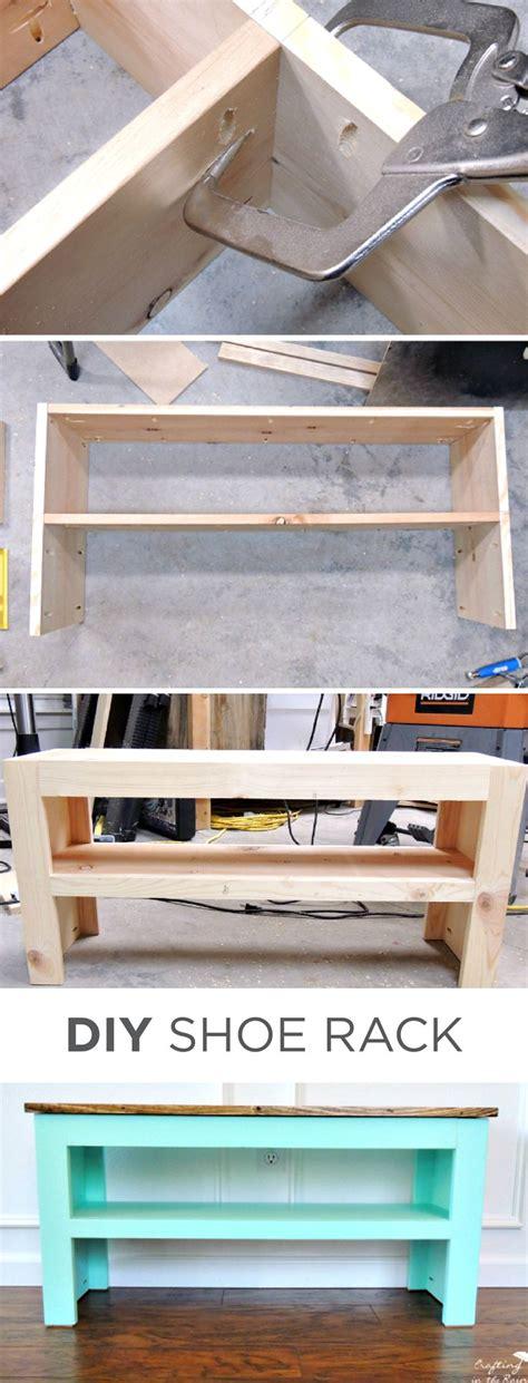 diy shoe bench diy shoe storage diy furniture wooden