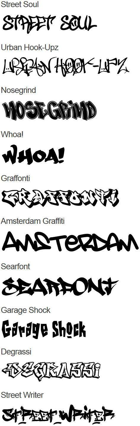 graffiti fonts graffiti graffiti font street art