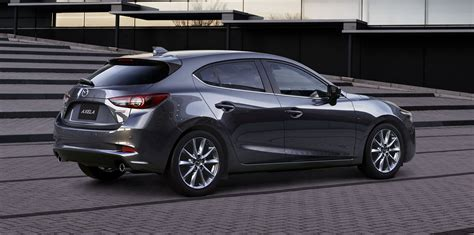 Gray Is The New by 2017 Mazda 3 Facelift Unveiled In Japan Previews Driven