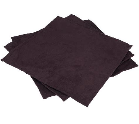 arm covers for leather recliners la z boy set of headrest and armrest covers page 1 qvc com