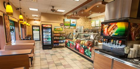 Home Design And Decor Stores by Subway Restaurant Hilton Ny Empire Commercial