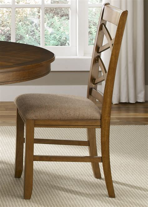 X Back Bistro Chair Bistro X Back Side Chair From Liberty 64 C3001s Coleman Furniture