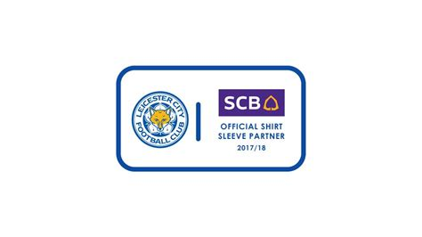scb bank siam commercial bank to be leicester city sleeve sponsor