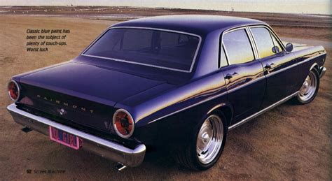 wilson ford fairmont ford v8 equipped car mostly australian