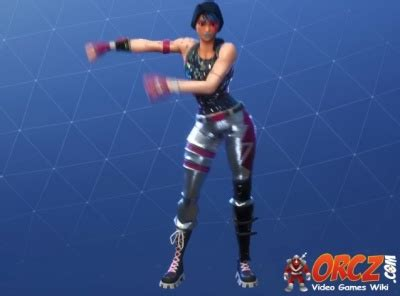 where fortnite emotes came from fortnite battle royale floss orcz the wiki