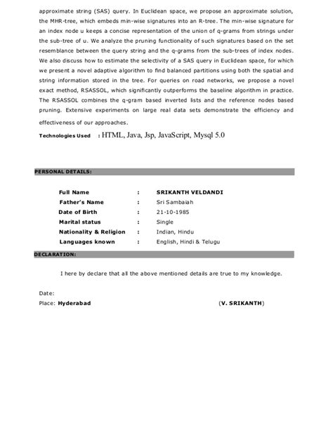 signature on resume resume ideas