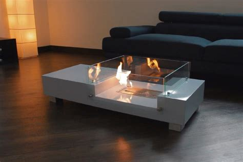 Fireplace Coffee Table Coffee Table Fireplace Home Design
