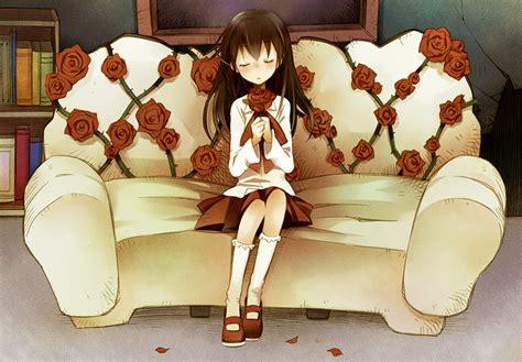 anime couch ib character 1111014 zerochan