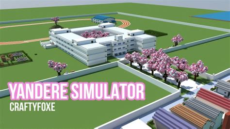 school minecraft map yandere simulator map includes house school minecraft