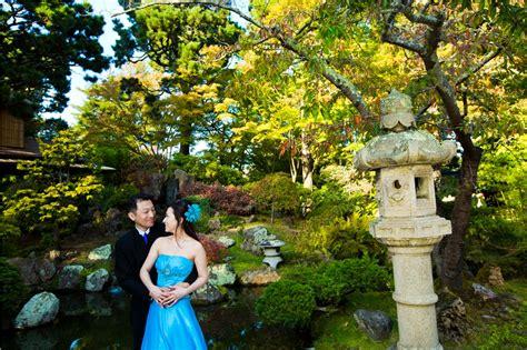 pre wedding photography at japanese tea garden san - Family Garden Sf